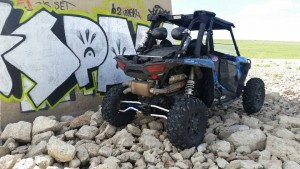 The Power Play RZR 1000 Turbo